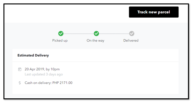 How can I track my order? – Ninja Van PH